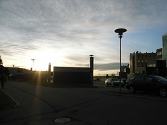 Morning at Helsinki Univ Viiki