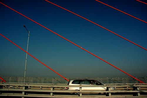 Crossing Car