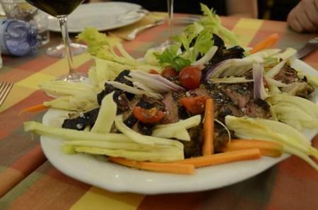 Pappa col pomodoro: la migliore di Pisa si mangia al Galileo