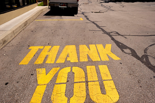 Thank You by nateOne, on Flickr