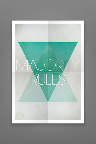 Majority Rules by amchu, on Flickr
