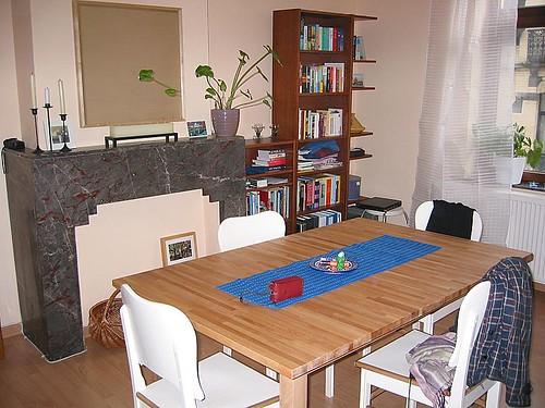 Dining room 2004