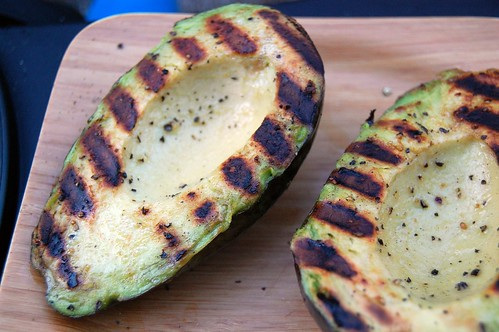 Grilled Avocado!