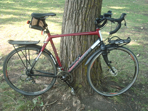 2008 Specialized TriCross Comp cyclocross bike