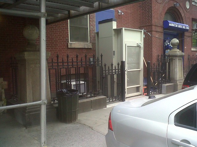 NYPD stationhouse