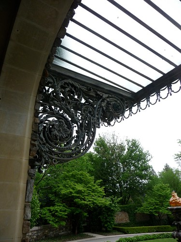 Tiffany Porte Cochere