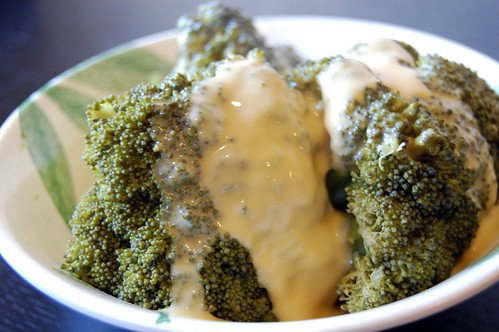 Broccoli & Cheese