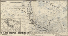 The St. Paul Minneapolis & Manitoba Railway (1880)