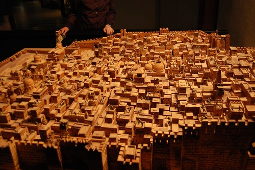 Awesome Jerusalem model