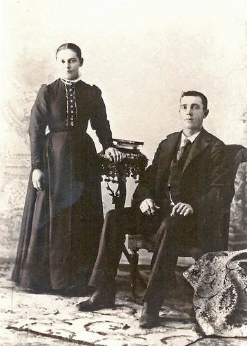 Johann Michael and Margaret Toepfer by you.