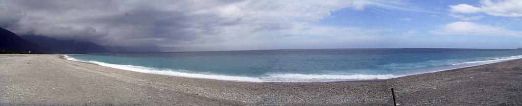 10花蓮的海
