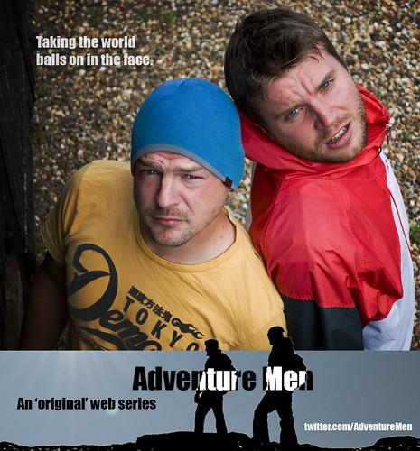 Adventure Men - Promo 1