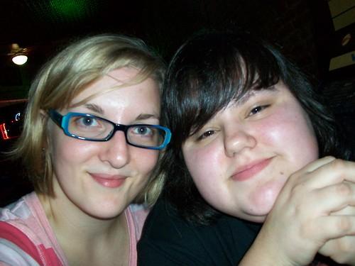 Me and Christina
