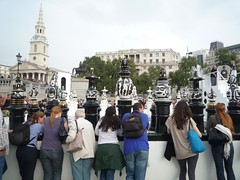 Trafalgar Square Chess Set