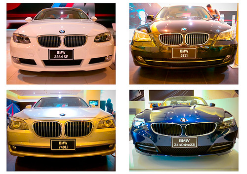 The Faces of BMW 2009