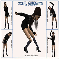 50L Friday - Week 15 - PDA Poses For Females - Paul Auster