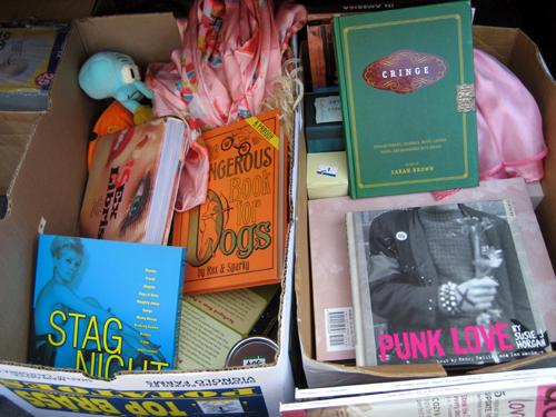 Junk In My Trunk 6-13-09