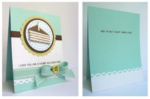 Finalist 2: Lizzie Jones I Love You... Punchline Card