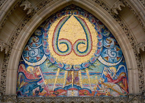 Door mosaic by you.