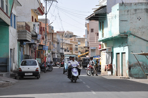 Streets of ajmer