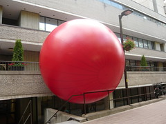 Red Ball Project at Ryerson