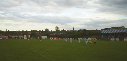 Arthurlie vs. Irvine Meadow