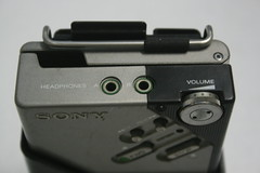 sony walkman - top shot (by kapil_b)