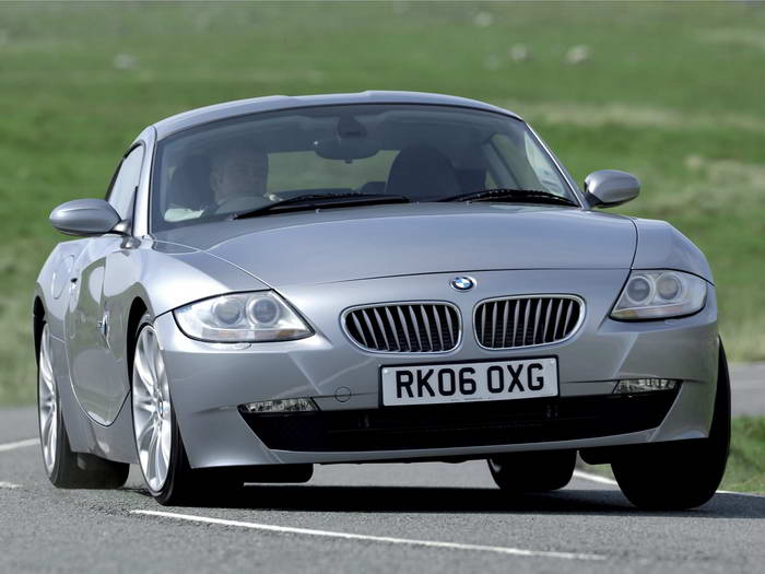 BMW Car Z4 Coupe 30si Performance 2006