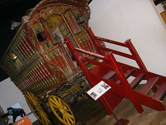 Vardo (Romani Wagon) - Bristol City Museum and...