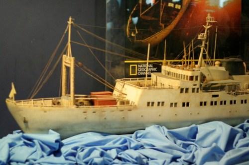 MV Dona Paz model