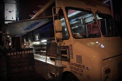 The Gastrobus - Abbot Kinney - First Friday - 10/2 by you.