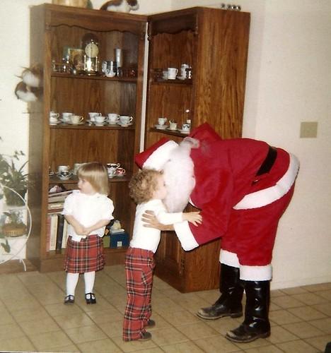 "with ""Santa"""