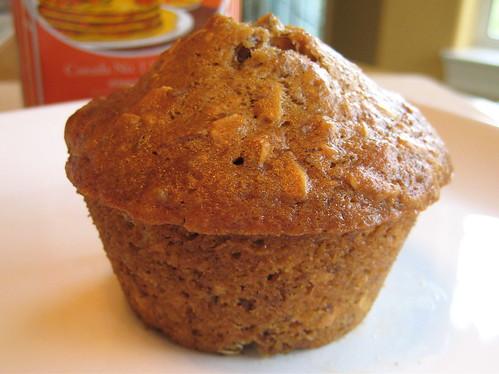 Maple Oat Muffin