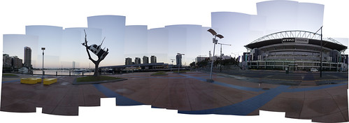 Docklands Panorama Pt 1
