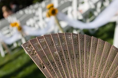 Sandlewood Fan