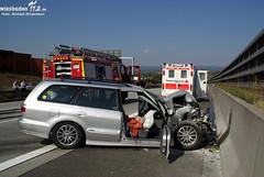 Tödlicher VU Stauende A3 Breckenheim 27.09.09