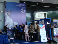 US Embassy Booth