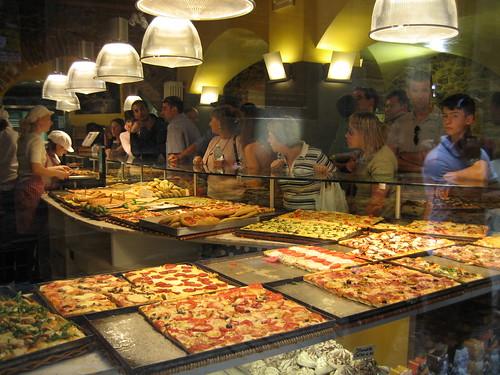 Dónde comer y gastronomía en Bérgamo (Italia) - Restaurante italiano Il Fornaio.