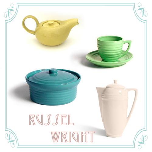 Russel Wright Dinnerware