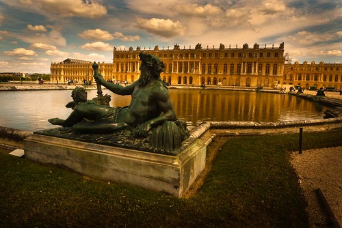 The Golden Treasure of the King (Versailles) - Photo : Frederic Giet (Gilderic)