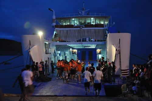 Roro in Camotes Island