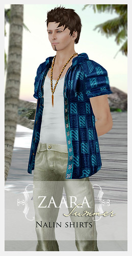 {Zaara} Summer : Nalin shirts