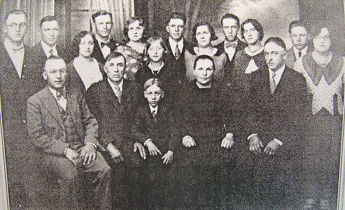 The Johann Micheal Toepfer Family by you.
