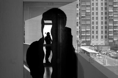 Luces, sombras, siluetas y reflejos