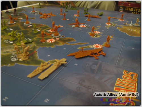 BGC Meetup - Axis & Allies (Anniv Ed)