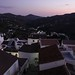 Sunset over Canillas
