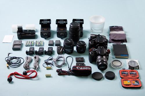 camera slr moleskine field canon bag lens flash gear location sync dslr strobe lenses triggers pleasesponsormecanon