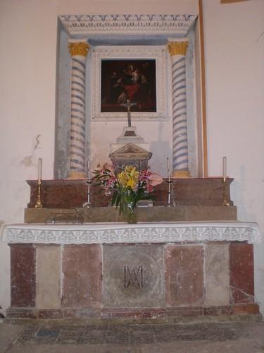 l'antica cappella