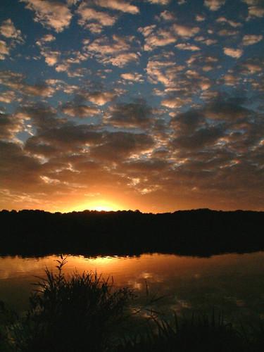 sunset image (c) Lynne Medsker