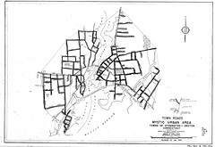 Town roads Mystic urban area : Towns of Stonin...